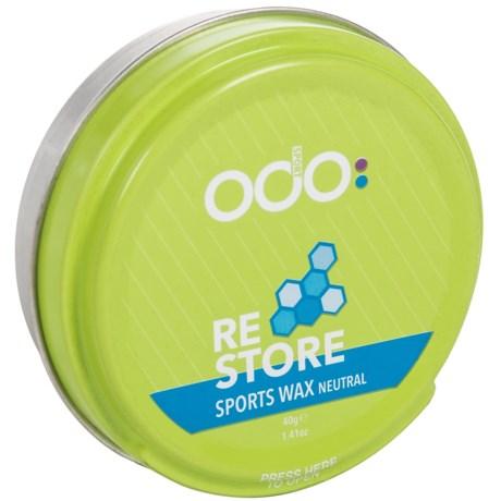 Odo Restore Sports Wax
