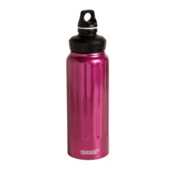 Sigg Wide Mouth Water Bottle- 1.0L, Screw Top