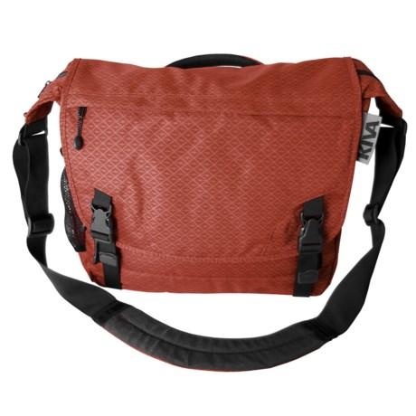 Kiva Designs Tour Collection Messenger Bag