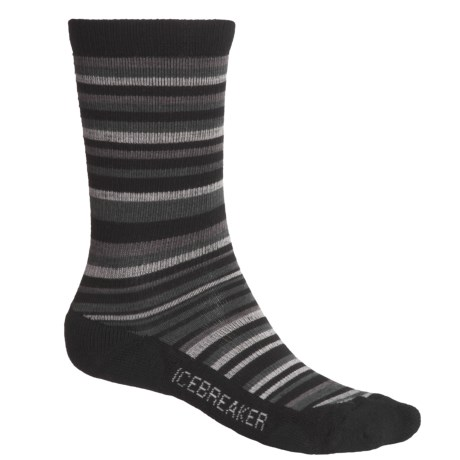 Icebreaker Casual Socks - Merino Wool, Light Cushion (For Men and Women)
