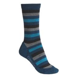 Icebreaker Traveler Socks - Merino Wool, Light Cushion (For Men and Women)