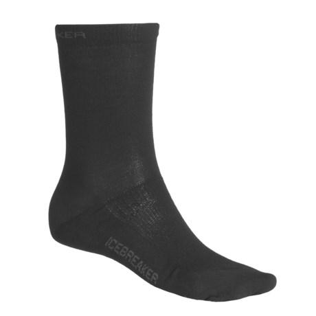 Icebreaker Hiking Liner Socks - Merino Wool, Lightweight (For Men and Women)