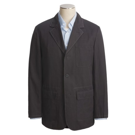 Cole Haan Panama Blazer - Cotton-Linen (For Men)