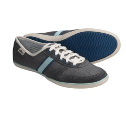Simple Aloha! Denim Sneakers - Recycled Materials (For Women)