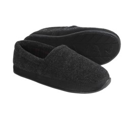 Woolrich Parkwood Moc Slippers - Fleece Lining (For Men)