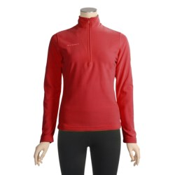 Mammut Yukon Pullover - Fleece, Zip Neck (For Women)