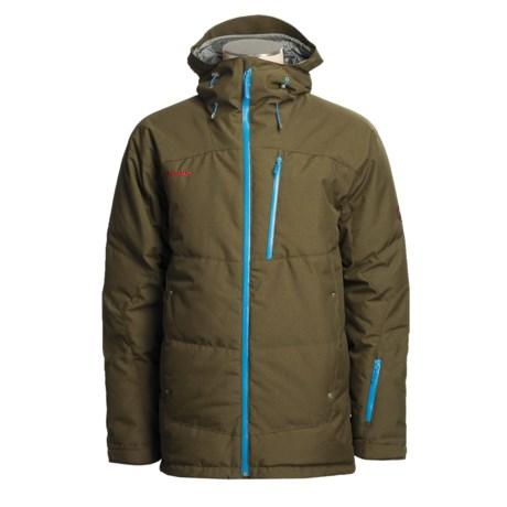 Mammut Slope Down Jacket - Waterproof, 650 Fill Power (For Men)