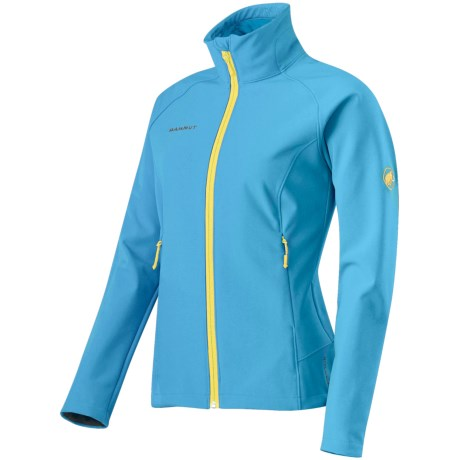 Mammut Ladakh Soft Shell Jacket (For Women)