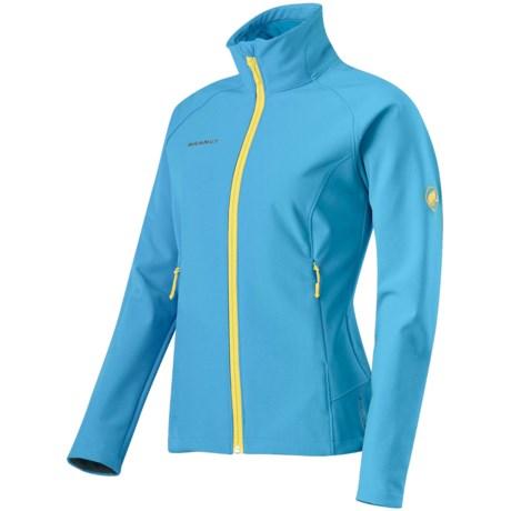 Mammut Ladakh Soft Shell Jacket (For Women)