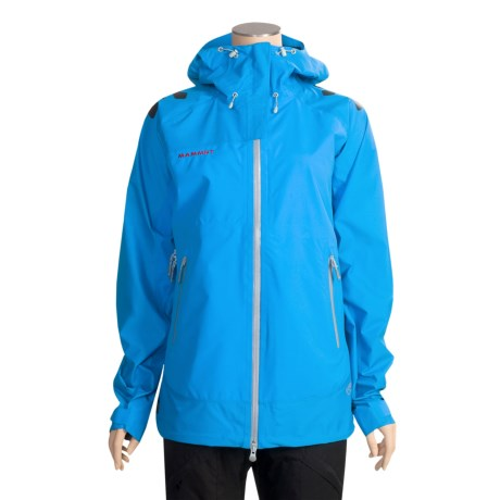 mammut adamello gore tex pro shell jacket for women. Black Bedroom Furniture Sets. Home Design Ideas