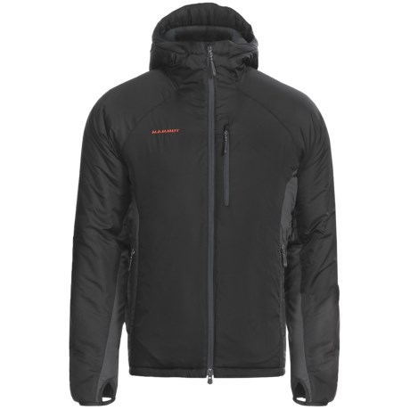 Mammut Stratus Hooded Jacket - Insulated (For Men)