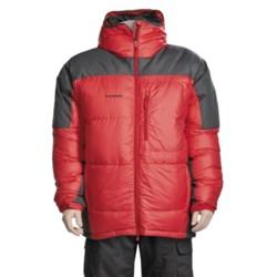 Mammut Ambler Down Hooded Jacket - 800 Fill Power (For Men)