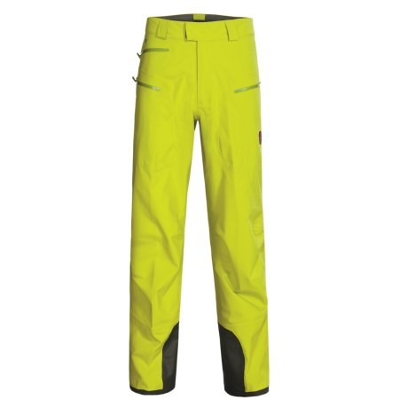 Mammut Alagna Gore-Tex® Pants - Waterproof Soft Shell , Nylon-PTFE (For Men)