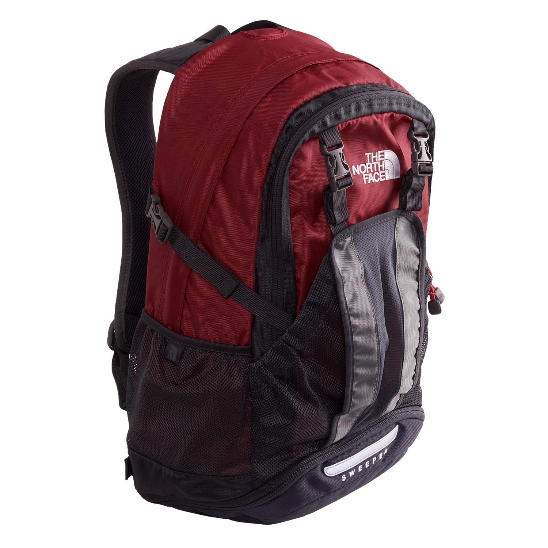 the north face sweeper backpack 3982u. Black Bedroom Furniture Sets. Home Design Ideas