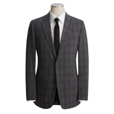 John Varvatos Star USA Subtle Plaid Sport Coat (For Men)