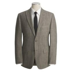 John Varvatos Star USA Wool-Linen Sport Coat - Partially Lined (For Men)