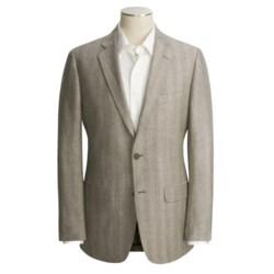 John Varvatos Star USA Stripe Sport Coat - Linen-Wool (For Men)