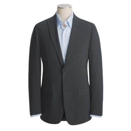 John Varvatos Star USA Waffled Glen Plaid Sport Coat - Partially Lined (For Men)