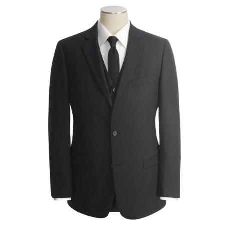 John Varvatos Star USA Wool-Cashmere Suit - 3-Piece (For Men)