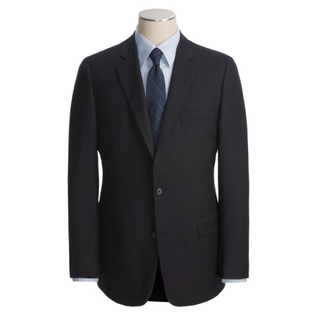 John Varvatos Star USA Navy Suit - Wool-Cashmere (For Men)