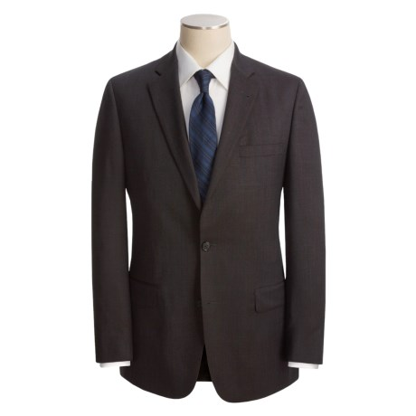 John Varvatos Star USA Subtle Plaid Suit - Wool (For Men)