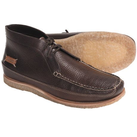 Johnston & Murphy Kholson Chukka Boots - Leather (For Men)