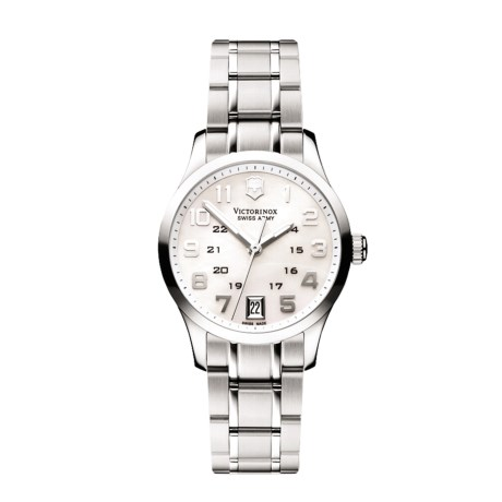 Victorinox Swiss Army Alliance Watch - Mother-of-Pearl Face (For Women)