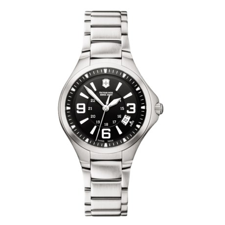 Victorinox Swiss Army Basecamp Watch - Stainless Steel
