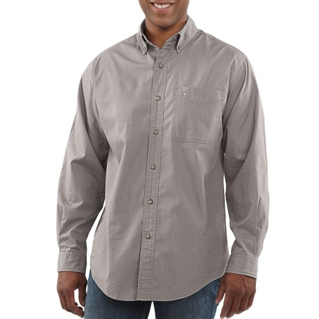Perfect Summer Work Shirt Review Of Carhartt Cotton