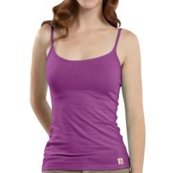 Carhartt Stretch Cami Tank Top - Cotton (For Women)