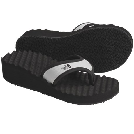 The North Face Base Camp Wedge Sandals - Flip-Flops (For Women)