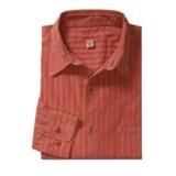 Martin Gordon Subtle Stripe Sport Shirt - Pigment-Dyed Corduroy, Long Sleeve (For Men)