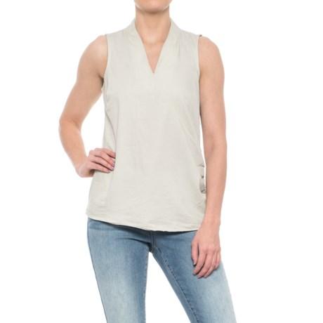 Toad&Co Wayfarer Blend Shirt - UPF 40+, Organic Cotton, Sleeveless (For Women)