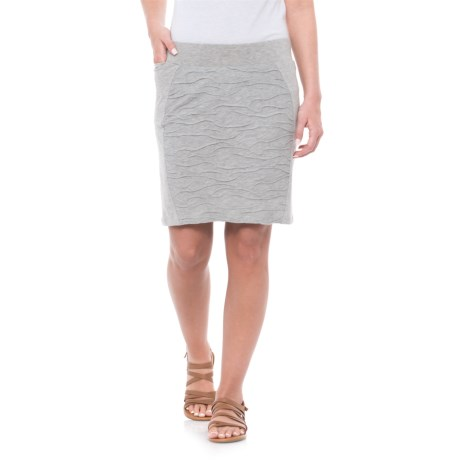 Toad&Co Sama Sama Skirt - Organic Cotton, TENCEL® (For Women)