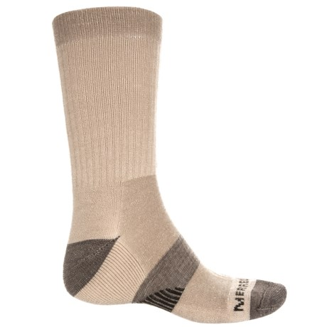 Merrell Hiker Socks - Merino Wool, Crew (For Men)