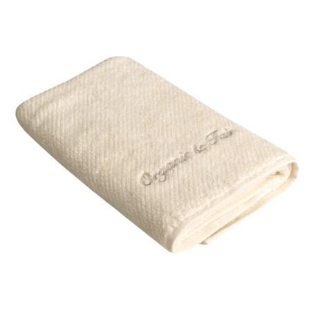 Coyuchi Organic and Fair Hand Towel Set - 2 Piece, 550gsm