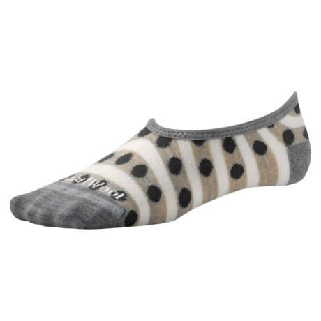 SmartWool Peak-a-Dot Socks - Merino Wool, Below-the-Ankle (For Women)