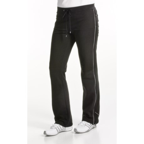 Victorinox Minerale Active Pants - French Terry (For Women)