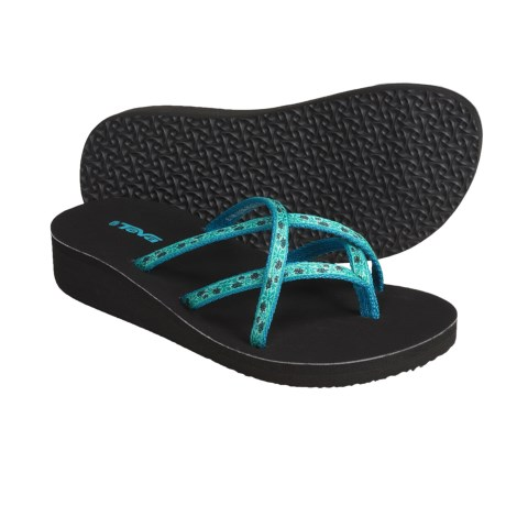 Teva Mandalyn Wedge Ola Sandals (For Kids and Youth)