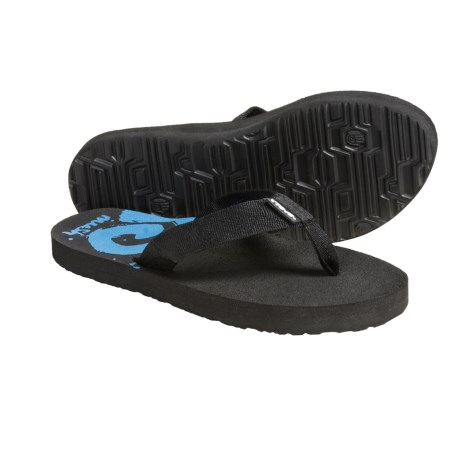 Teva Mush® Print Thong Sandals (For Women)