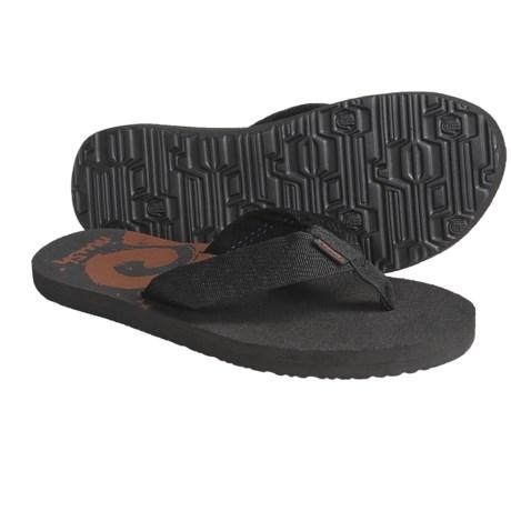 Teva Mush® Print Thong Sandals (For Men)