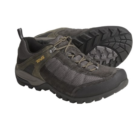Teva Riva Mesh Trail Shoes - Nubuck (For Men)