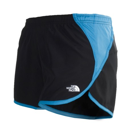 The North Face GTD Running Shorts - Inner Brief (For Women)