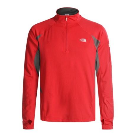 The North Face Impulse Pullover Shirt - UPF 50, Zip Neck, Long Sleeve (For Men)