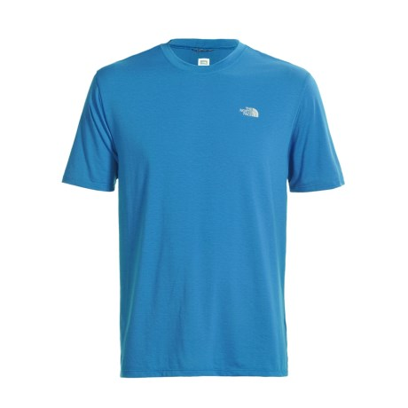 The North Face Reaxion Shirt - UPF 50, Short Sleeve  (For Men)