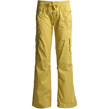 The North Face Tropics Cargo Pants - UPF 30, Roll-Up Legs (For Women)