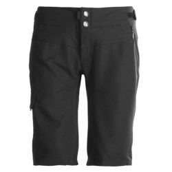 The North Face Dusties Cycling Shorts - Chamois, Recycled Materials (For Women)