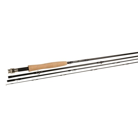 Powell Fly Rods Powell Tiboron XL Fly Fishing Rod - 4-Piece, 9'