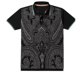 Robert Graham Dynamite Abstract Paisley Polo Shirt - Short Sleeve (For Men)