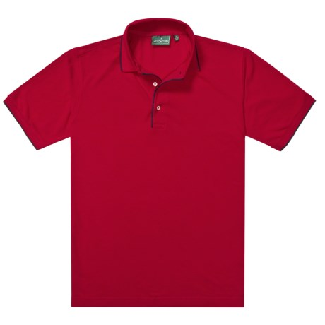 Outer Banks Ultimate Fashion Polo Shirt - No-Curl Collar, Short Sleeve (For Men)